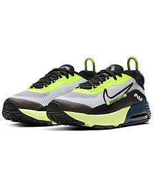 Little Kids Air Max 2090 Casual Sneakers from Finish Line