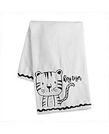 Baby Allistar Crib Blanket
