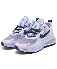 Women's Air Max 270 React Casual Sneakers from Finish Line