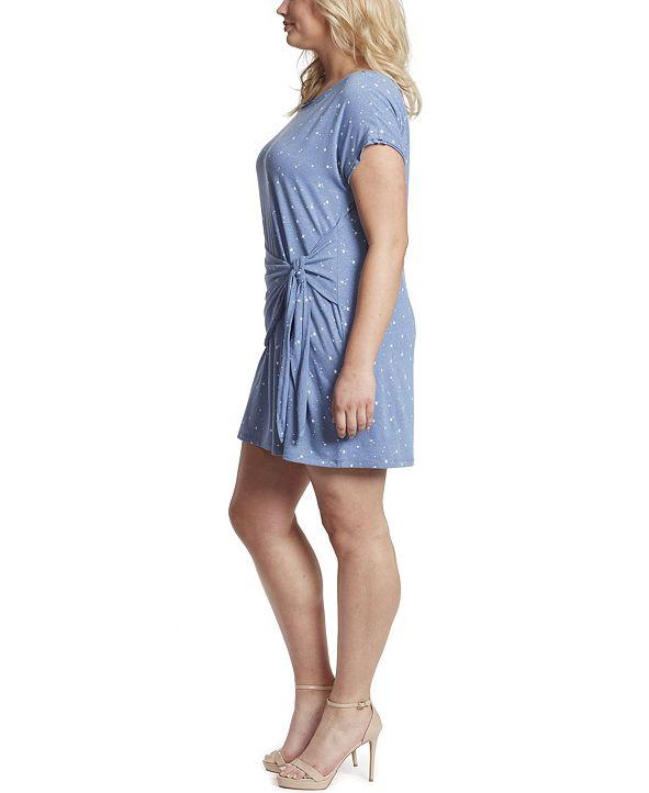 Skinnygirl Women's Plus Deborah Dress