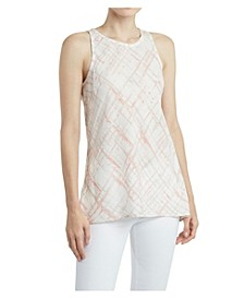 Women's Sleeveless Bias Top