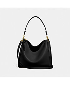 COACH Leather Shay Shoulder Bag