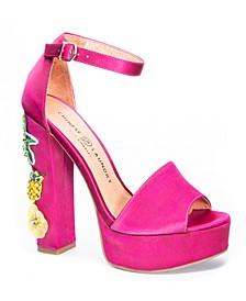 Aloha Women's Platform Sandals