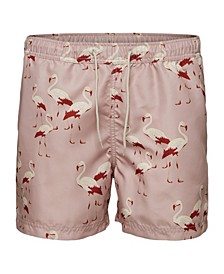 Men's Printed Swimshorts