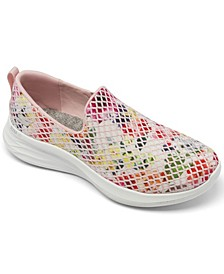 Women's You Wave - Peaceful Slip-on Walking Sneakers from Finish Line