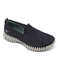 Women's Gowalk Smart - Glory Wide Width Casual Walking Sneakers from Finish Line