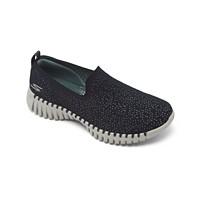 Skechers Womens Gowalk Smart Glory Wide Width Casual Walking Sneakers Deals