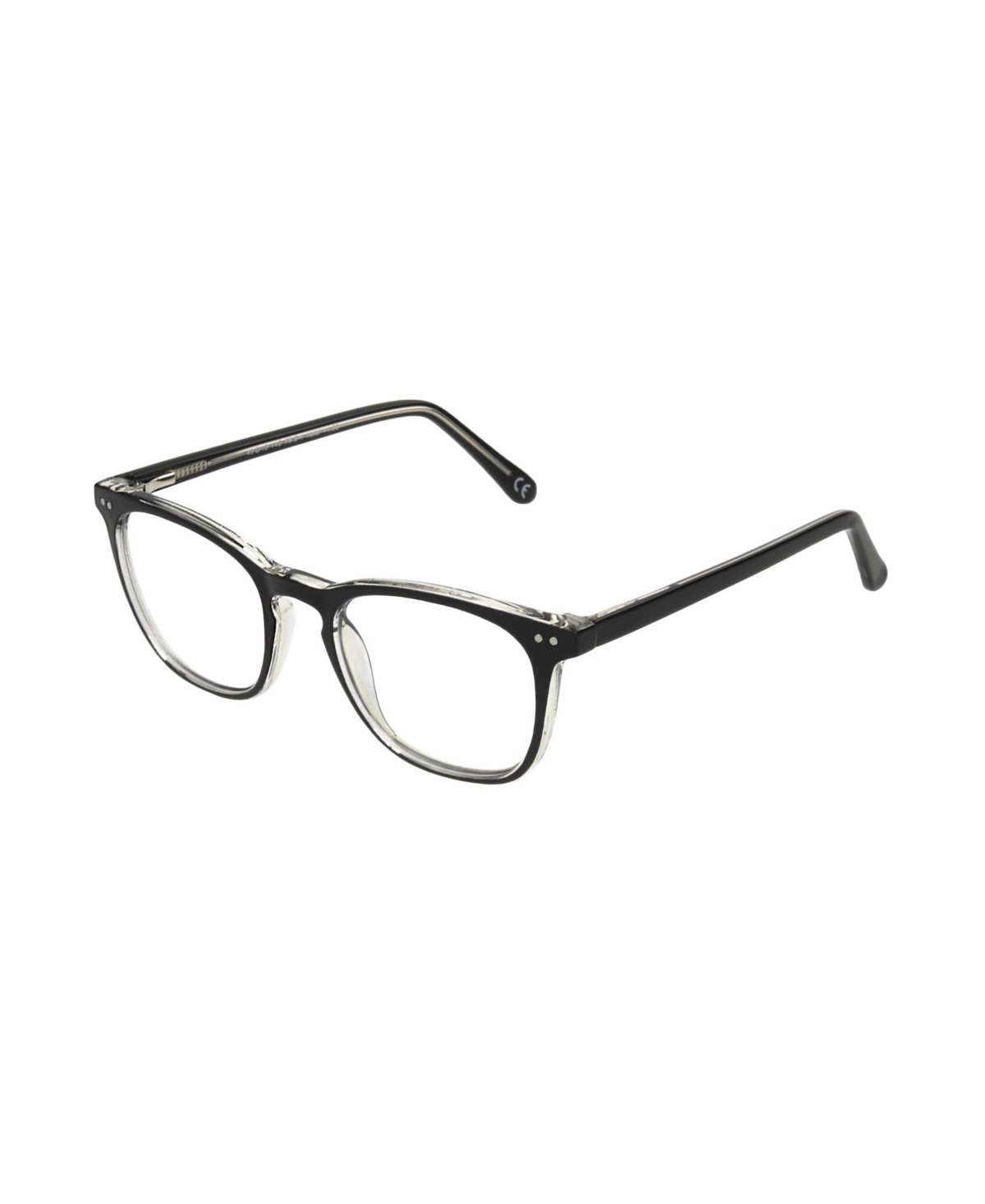 Foster Grant Maxwell Men's Round Reading Glasses