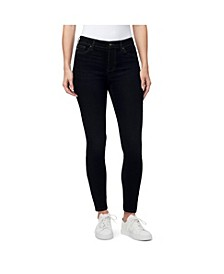 Women's Mid Rise Skinny Jeans