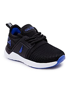 Toddler Boys Lace-Up Athletic Sneaker