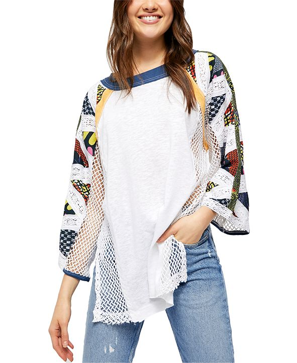 Free People Serengeti Long-Sleeve T-Shirt