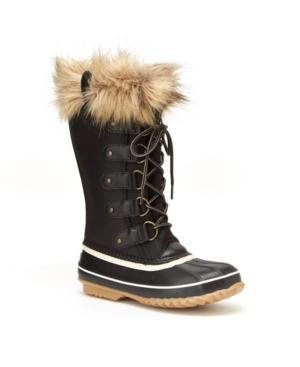 Ella Women's High Calf Duck Boots Women's Shoes
