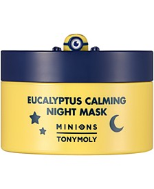 Minions Eucalyptus Calming Night Mask, 2.7 oz.