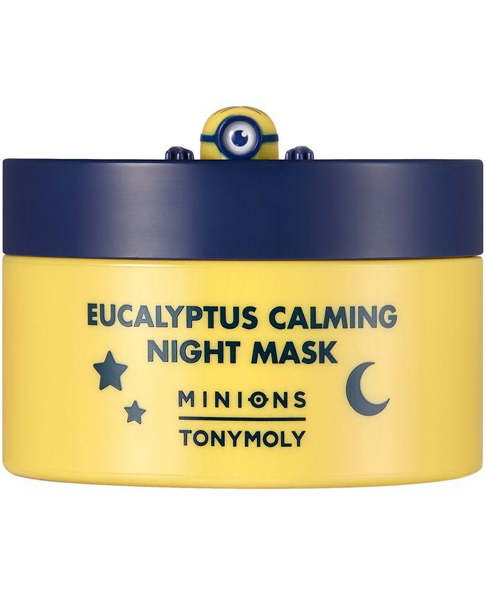TONYMOLY - Eucalyptus Calming Night Mask