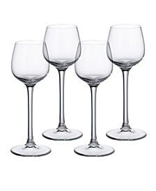 Purismo Special Spirits Glass, Set of 4