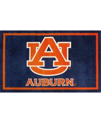 "Auburn Colau Blue 1'8"" x 2'6"" Area Rug"