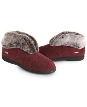 Women's Faux Chinchilla Bootie Slippers Women's Shoes