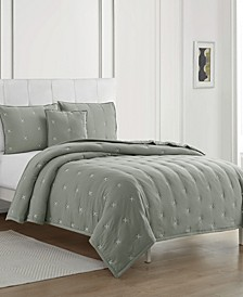 Jessica Megan 4 Piece King Comforter Set