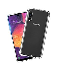 Protection Pack Tough Clear Case Plus Glass Screen Protector for Samsung Galaxy A50
