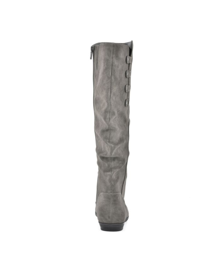 Cliffs by White Mountain Women's Francie Knee High Boot & Reviews - Boots - Shoes - Macy's