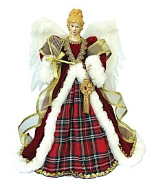 "16"" American Angel Tree Topper"