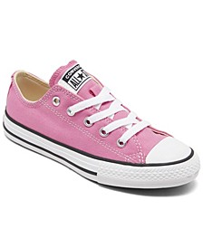 Little Girls Shoes, Chuck Taylor Low Top Casual Sneakers from Finish Line