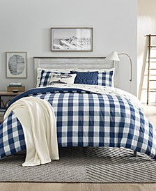 Lakehouse Plaid Bedding Collection