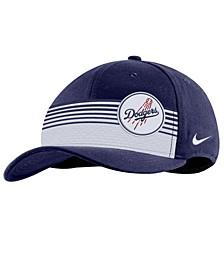 Los Angeles Dodgers Stripe Swooshflex Classic 99 Cap