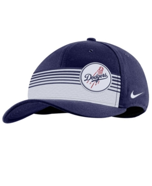 Nike Los Angeles Dodgers Stripe Swooshflex Classic 99 Cap