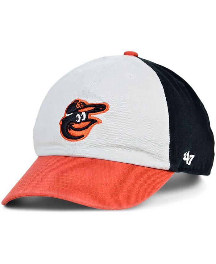 '47 Brand - Baltimore Orioles Kids On-Field Replica Clean Up Cap