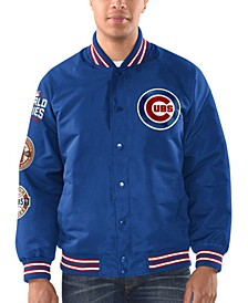 Men's Chicago Cubs Game Ball Commemorative Jacket