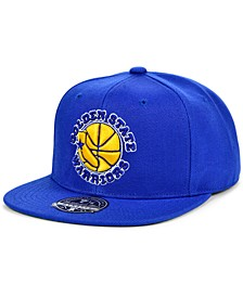 Golden State Warriors Team Ground Fitted Cap