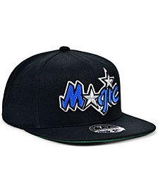 Orlando Magic Team Ground Fitted Cap
