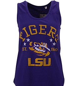 Women's LSU Tigers Jersey Tank