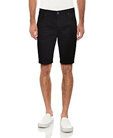 Men's Roll Cuff Denim Short