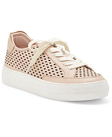 Karshey Lace-Up Platform Sneakers