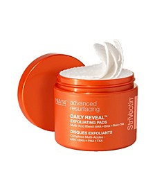 Daily Reveal Exfoliating Pads, 80 ml