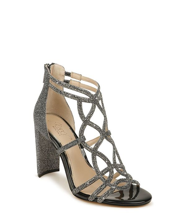 Jewel Badgley Mischka Filimena II Evening Women's Sandals