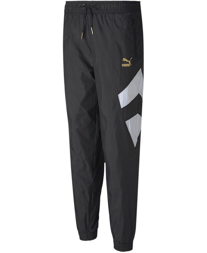 Puma Women's Side-Stripe Track Pants