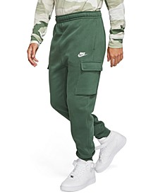 Men's Club Fleece Cargo Joggers