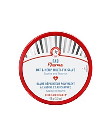 FAB Pharma Oat and Hemp Multi-Fix Salve, 1.0 oz