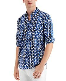 Men's Mason Wavelength Shirt, Created for Macy's