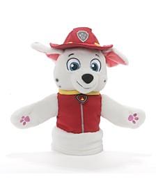 "GUND Marshall Hand Puppet Plush Stuffed Animal Dog, Red, 11"""
