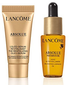 Buy Absolue Revitalizing & Brightening Cream 2oz, Get a FREE Absolue Duo (A $62 Value!)