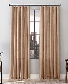 Delton Stonewashed Cotton Ring Top Curtain Collection