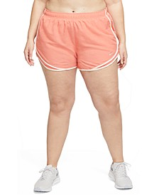 Plus Size Tempo Dri-FIT Track Shorts