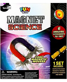 Fun With Magnet Science