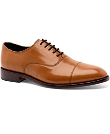 Clinton Cap-Toe Oxford
