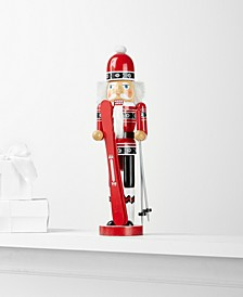 Chalet You Stay, Skiing Nutcracker, Created for Macy's