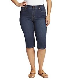 Plus Size Amanda Skimmer Jeans